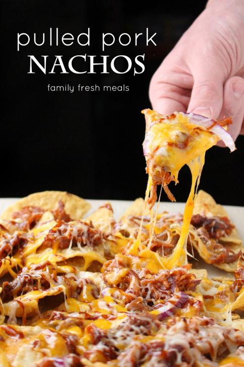 Pulled-Pork-Nachos-the-best-appetizer-for-football-season.-FamilyFreshMeals.com-